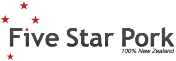 Five Star Pork brand logo